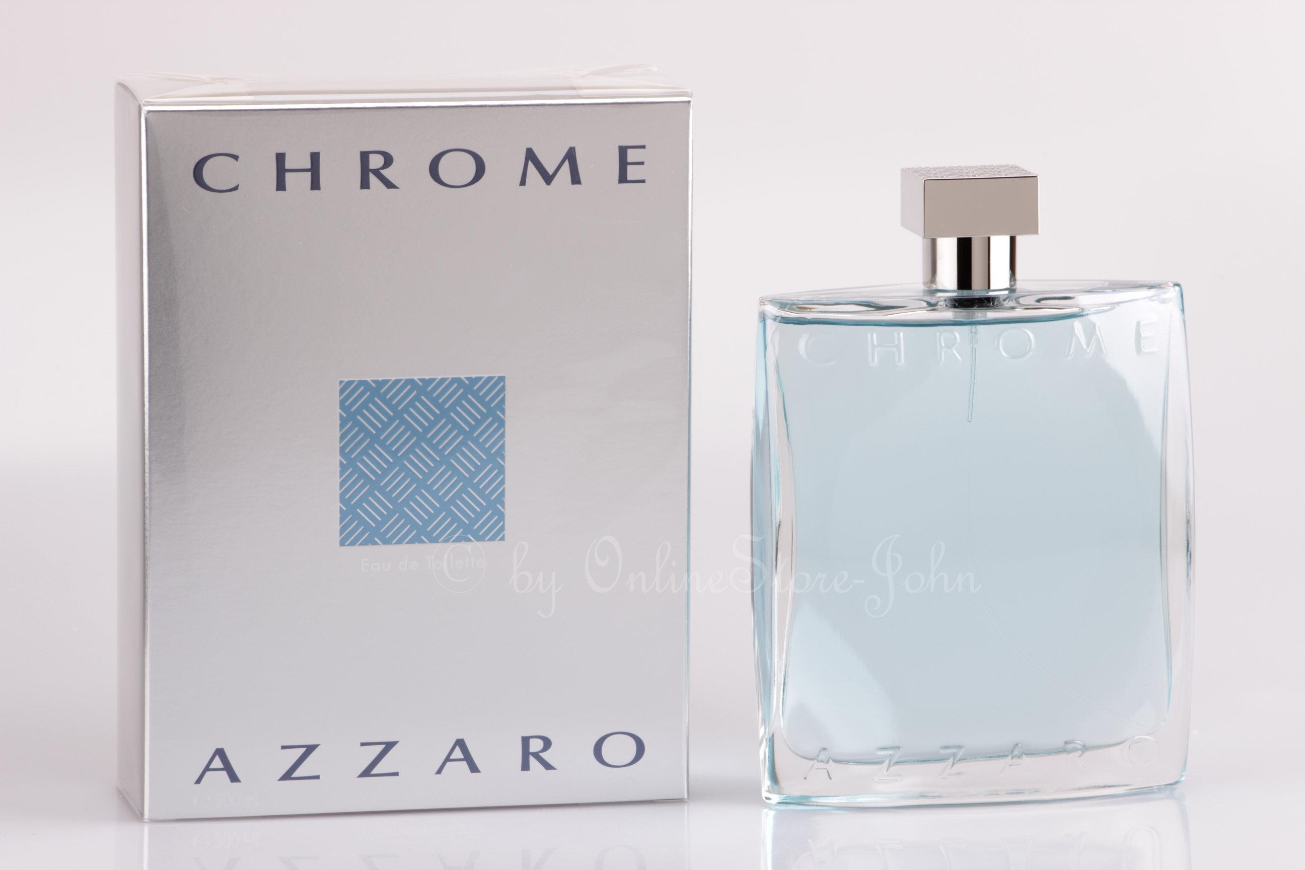 Chrome Azzaro 200ml