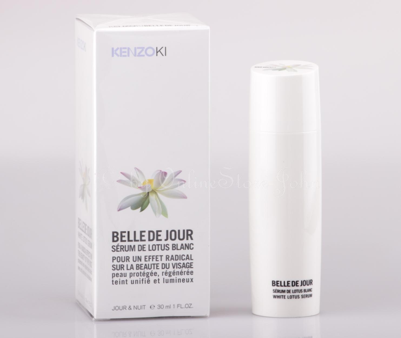 9cedacde Kenzo - Kenzoki Belle de Jour - White Lotus Serum 30ml