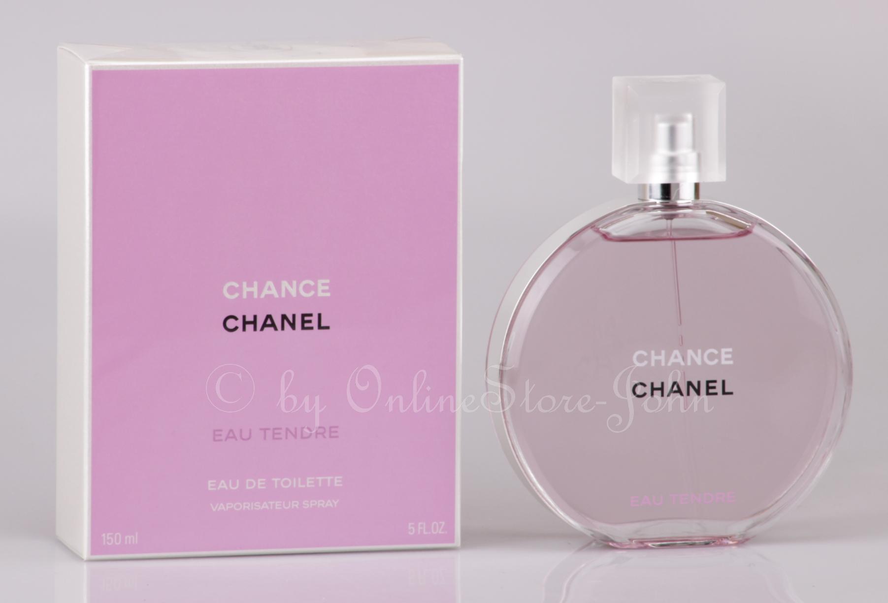 3263fbebf6d95 Chanel - Chance Eau Tendre - 150ml EDT Eau de Toilette