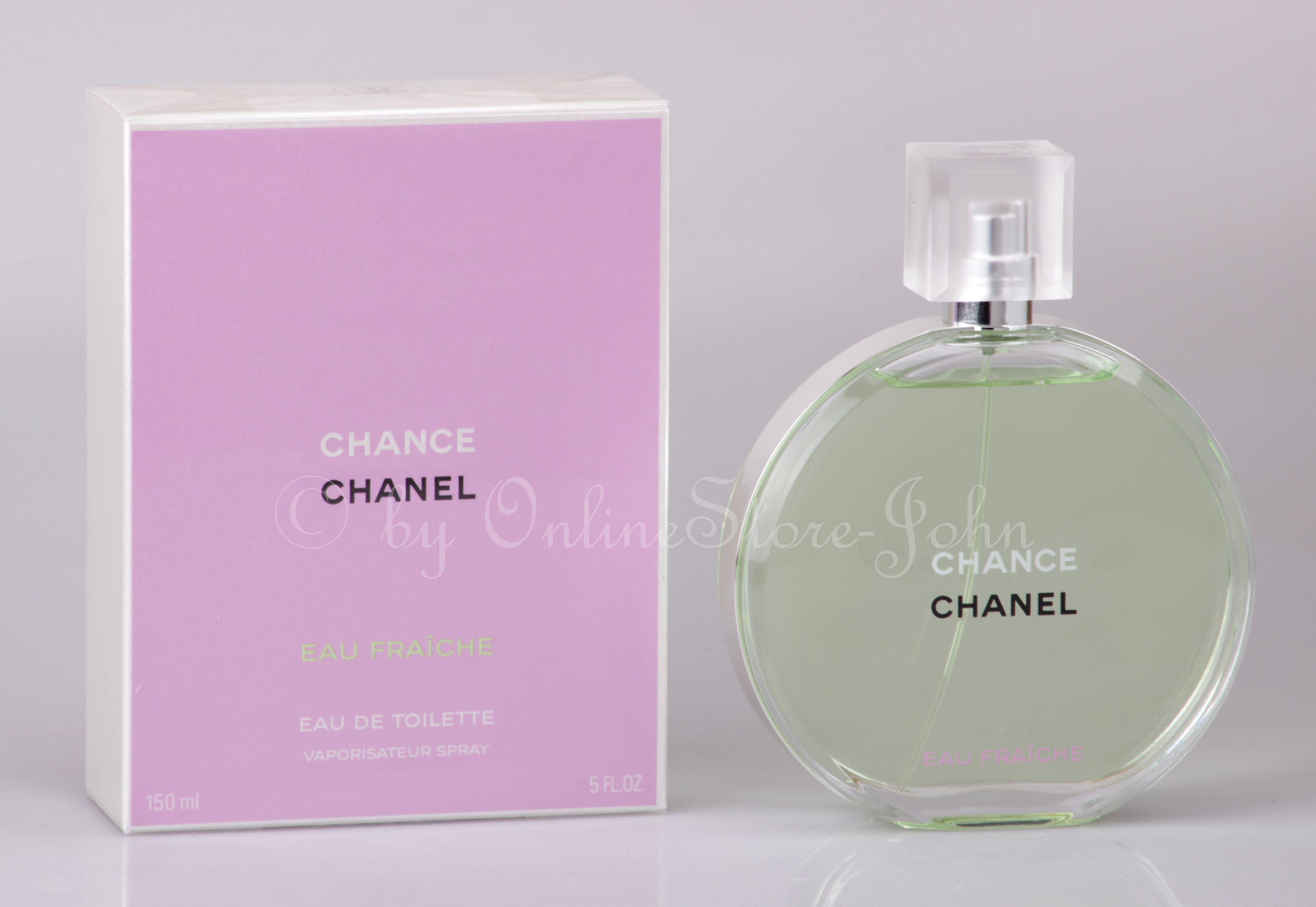 Chanel - Chance Eau Fraiche - 150ml EDT Eau de Toilette 90ab35cf3