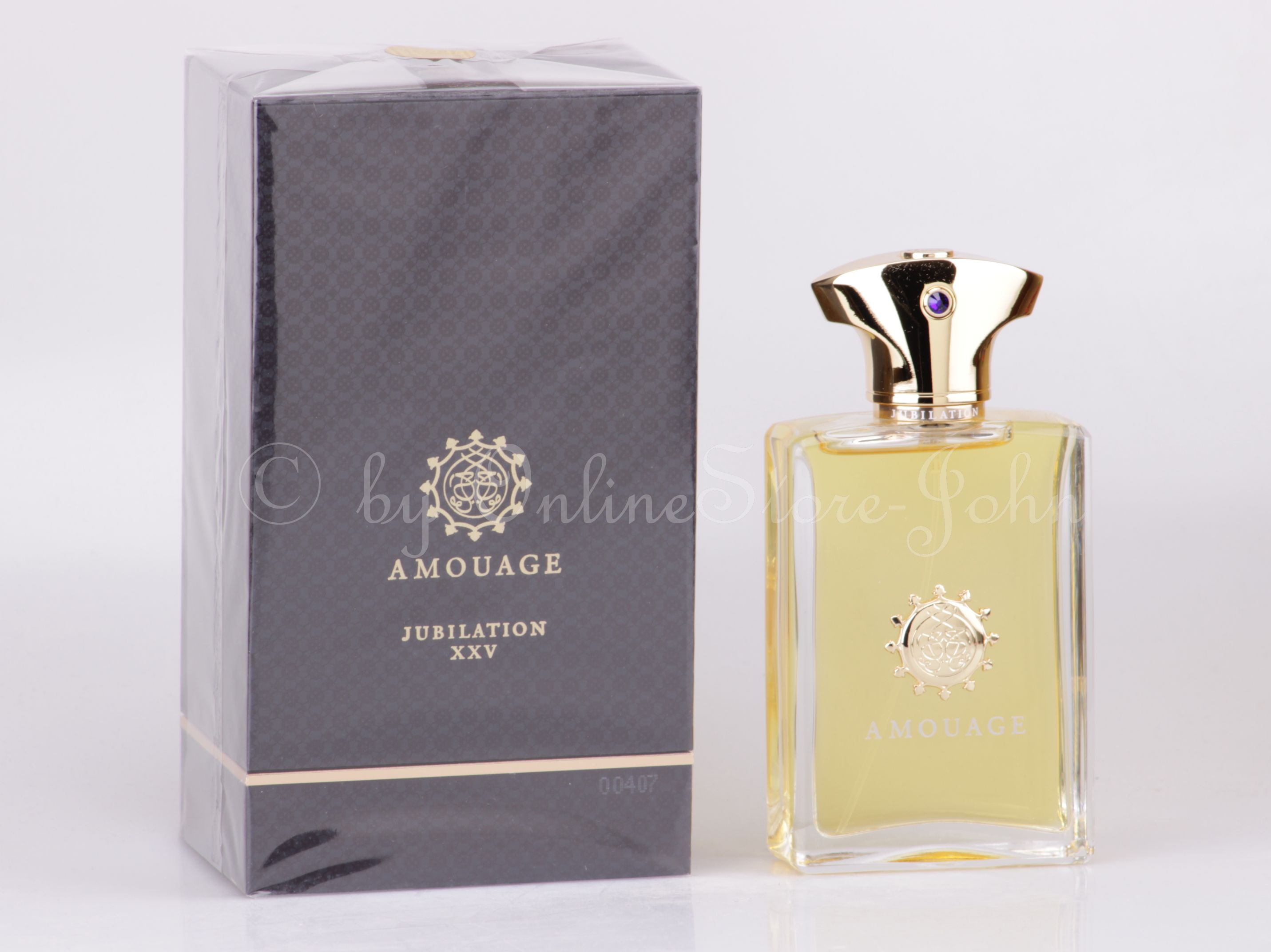 Amouage Jubilation Xxv For Man 100ml Edp Eau De Parfum