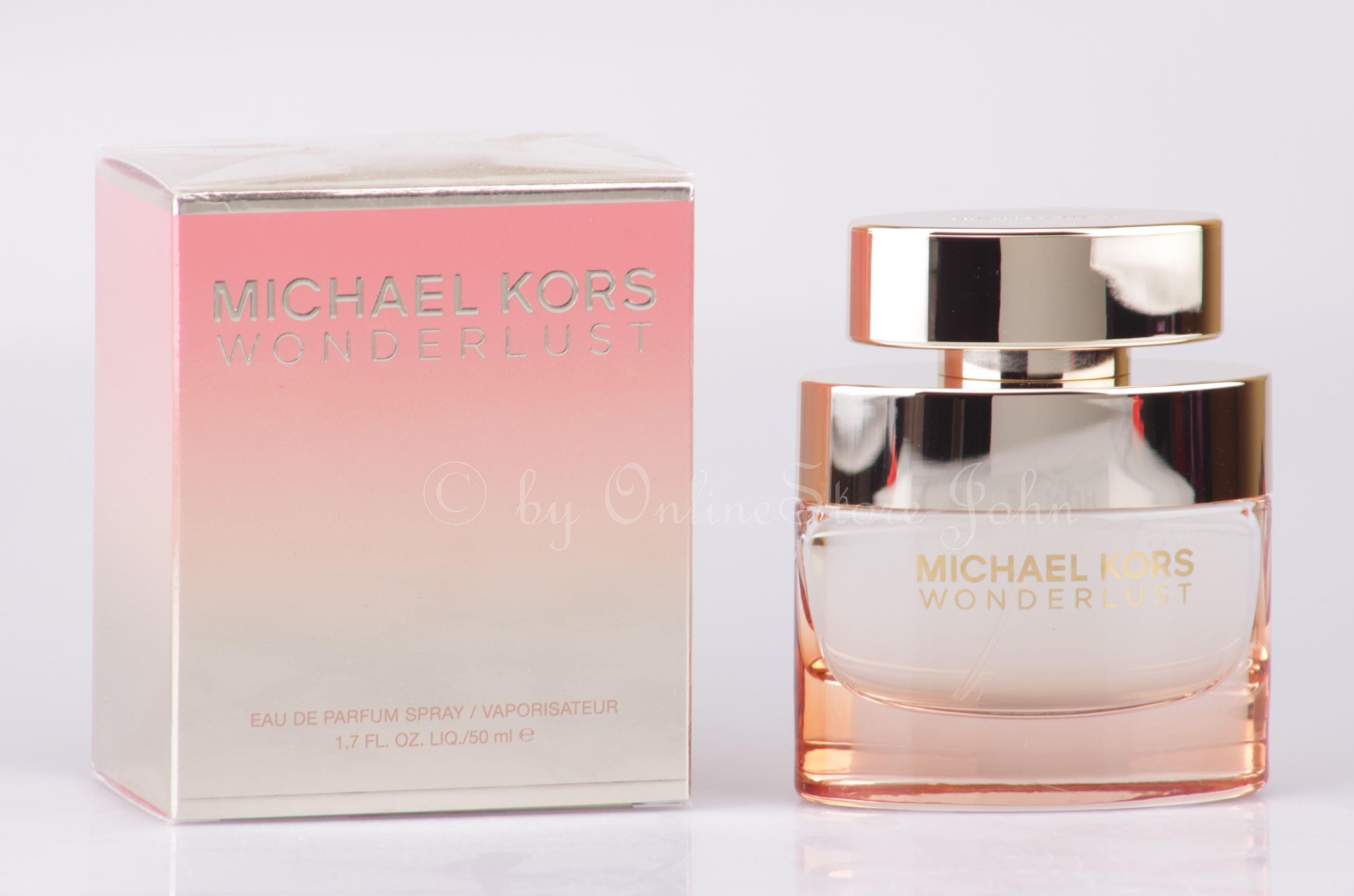 304febe1a73161 Michael Kors - Wonderlust - 50ml EDP Eau de Parfum