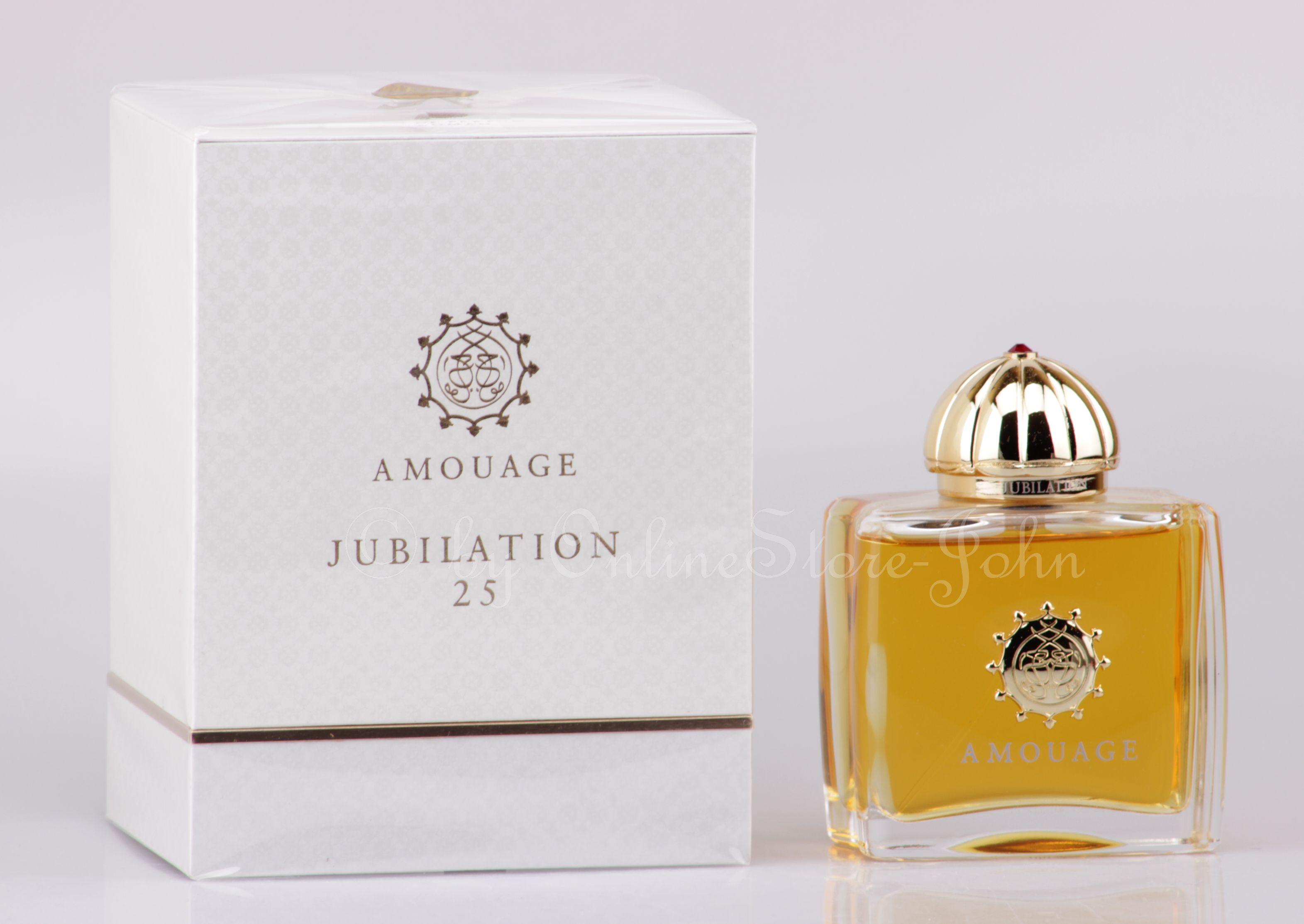 Amouage - Jubilation 25 for Woman - 100ml EDP Eau de Parfum d5a3ea493fb7e