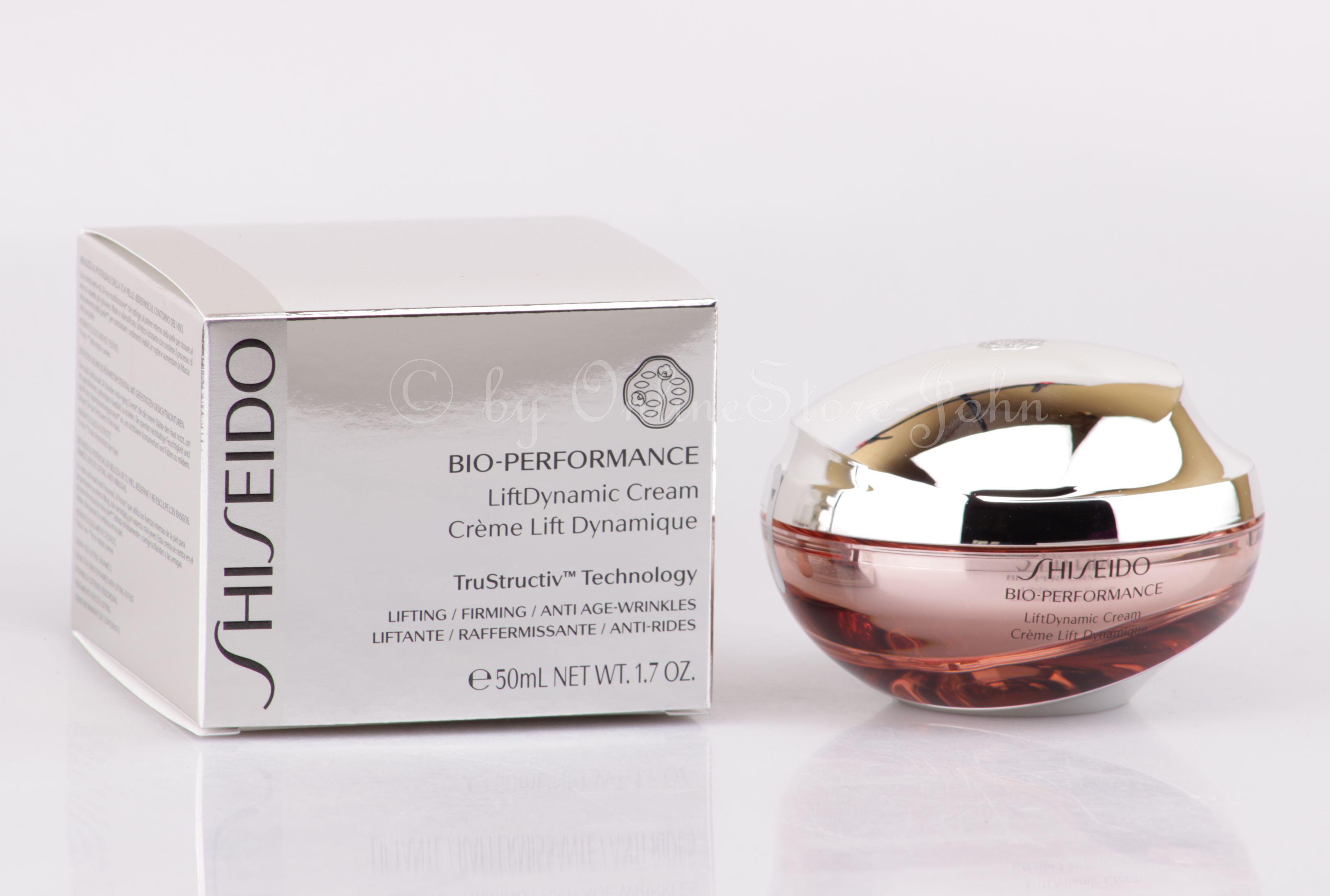 Shiseido Bio-Performance LiftDynamic Cream 50ml推介的圖片搜尋結果
