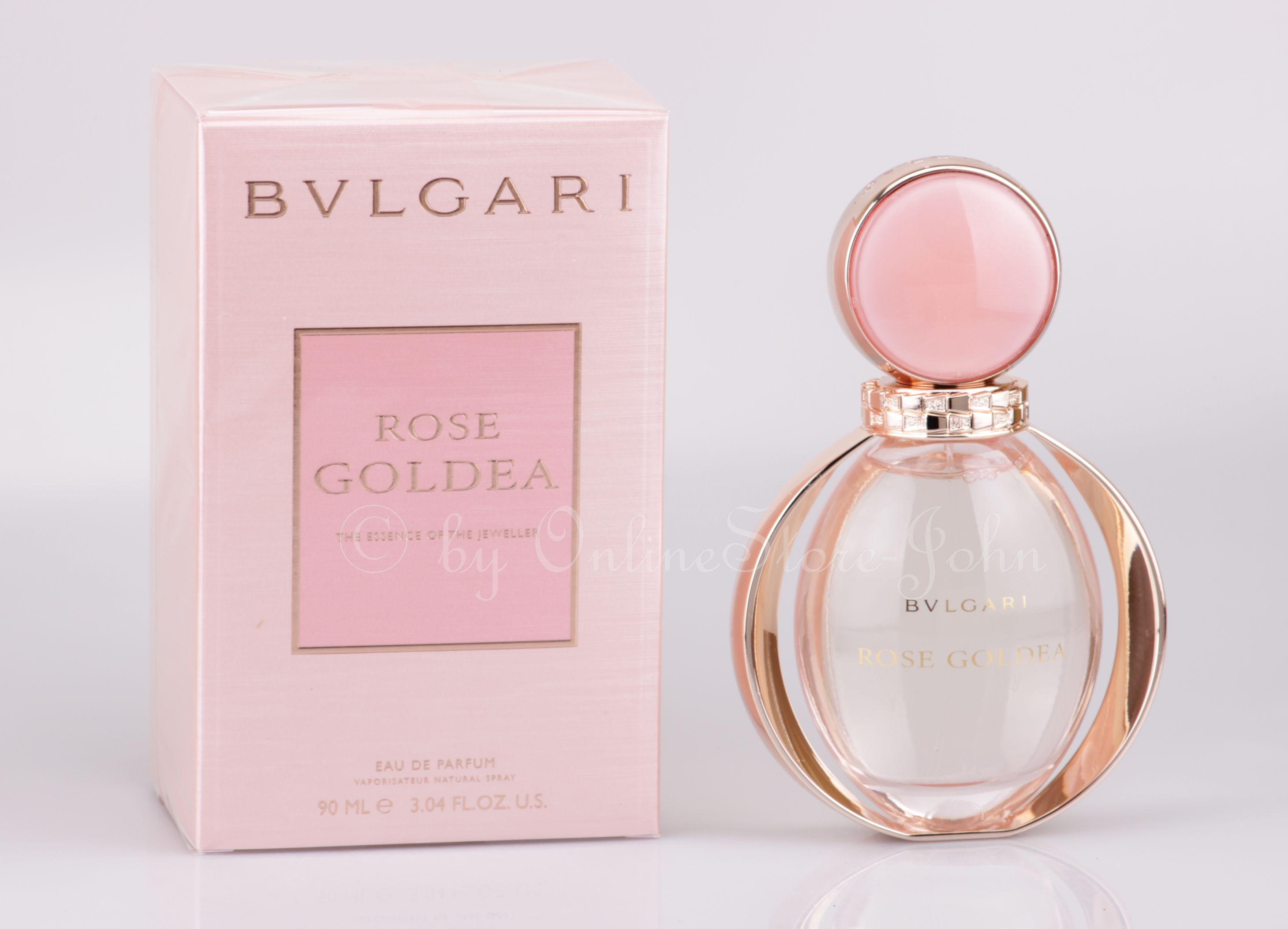 Bvlgari Rose Goldea 90ml Edp Eau De Parfum Bvgari Parfume
