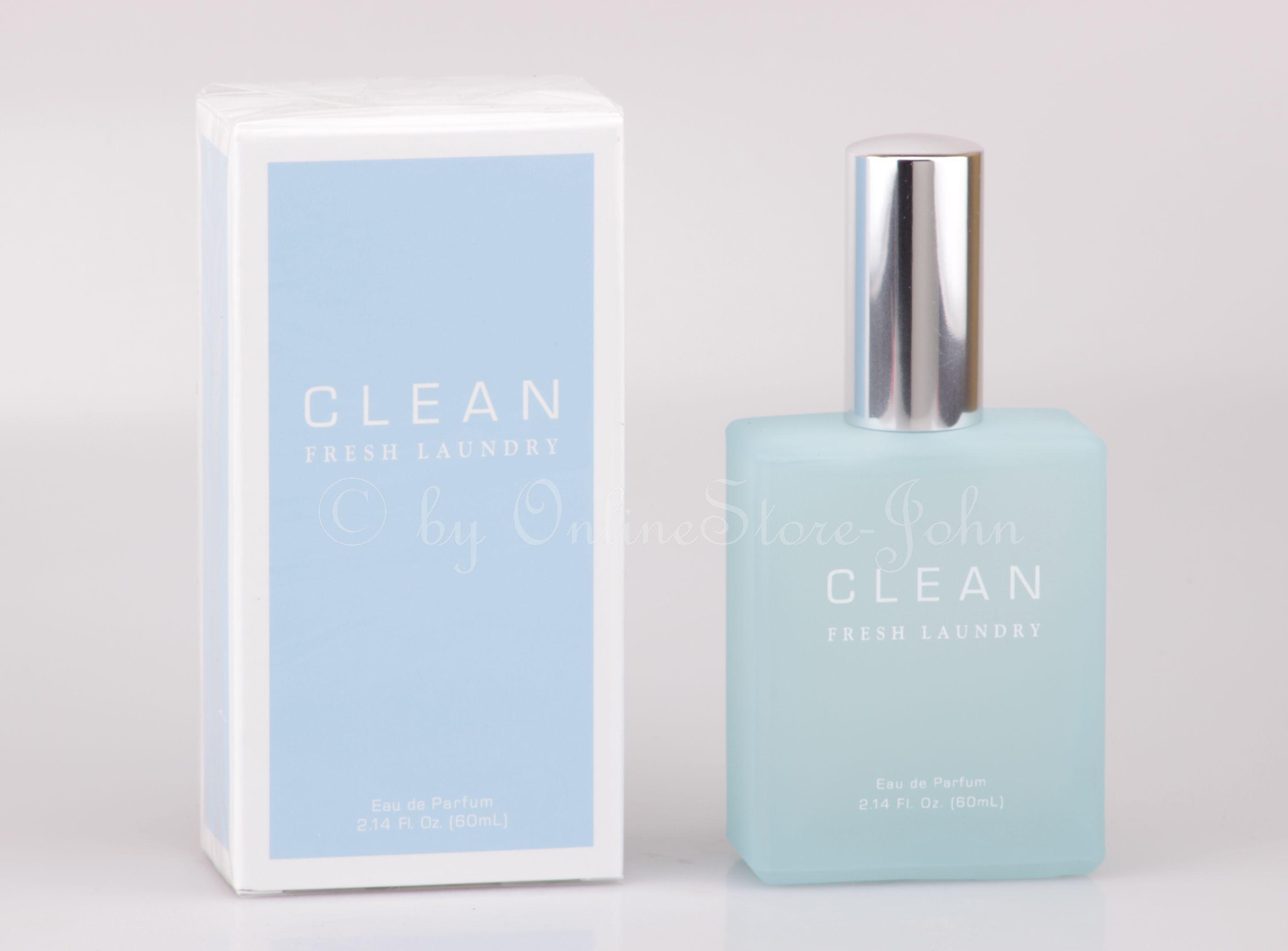 Clean Fresh Laundry 60ml Edp Eau De Parfum