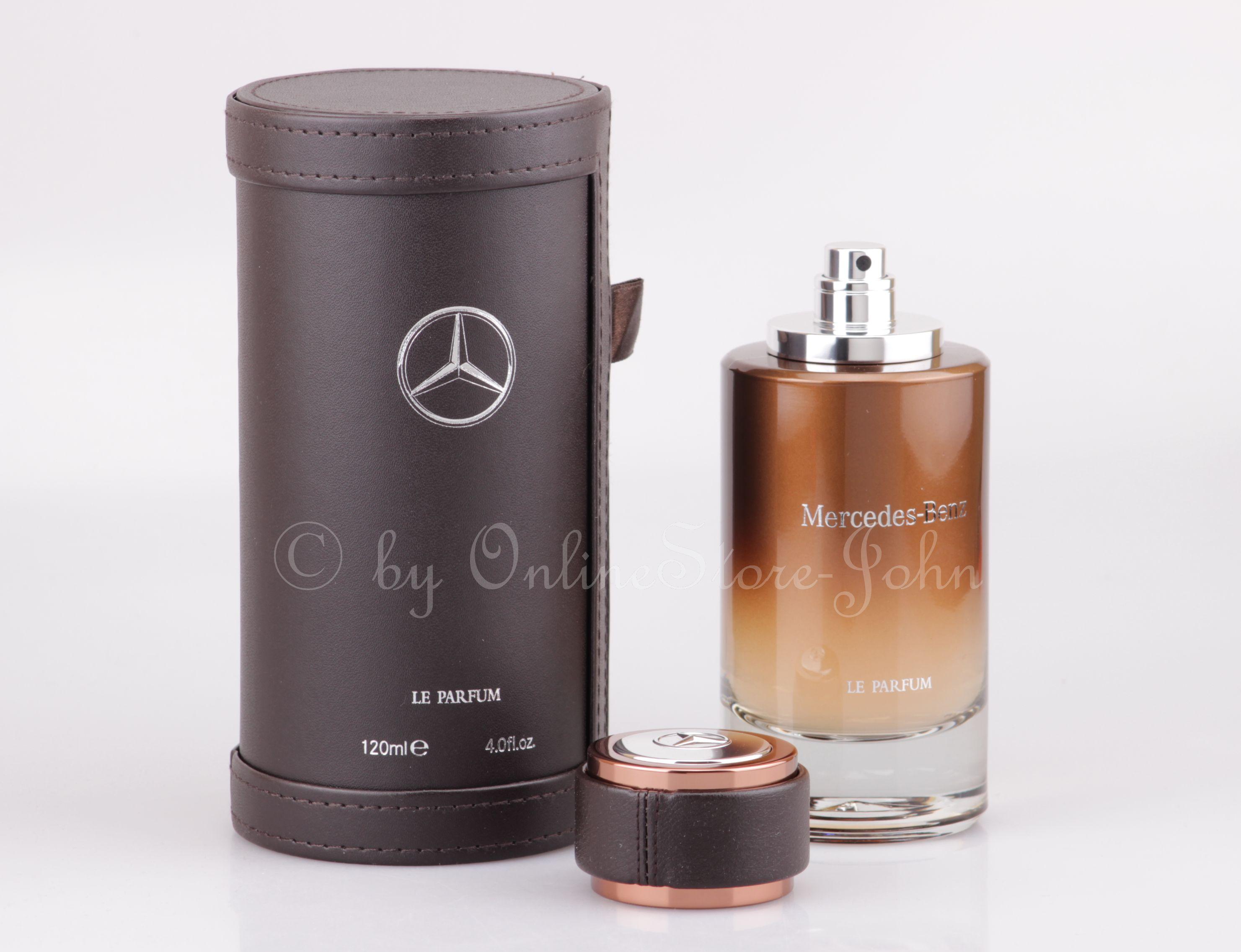 Mercedes Benz Le Parfum For Men 120ml Edp Eau De Parfum
