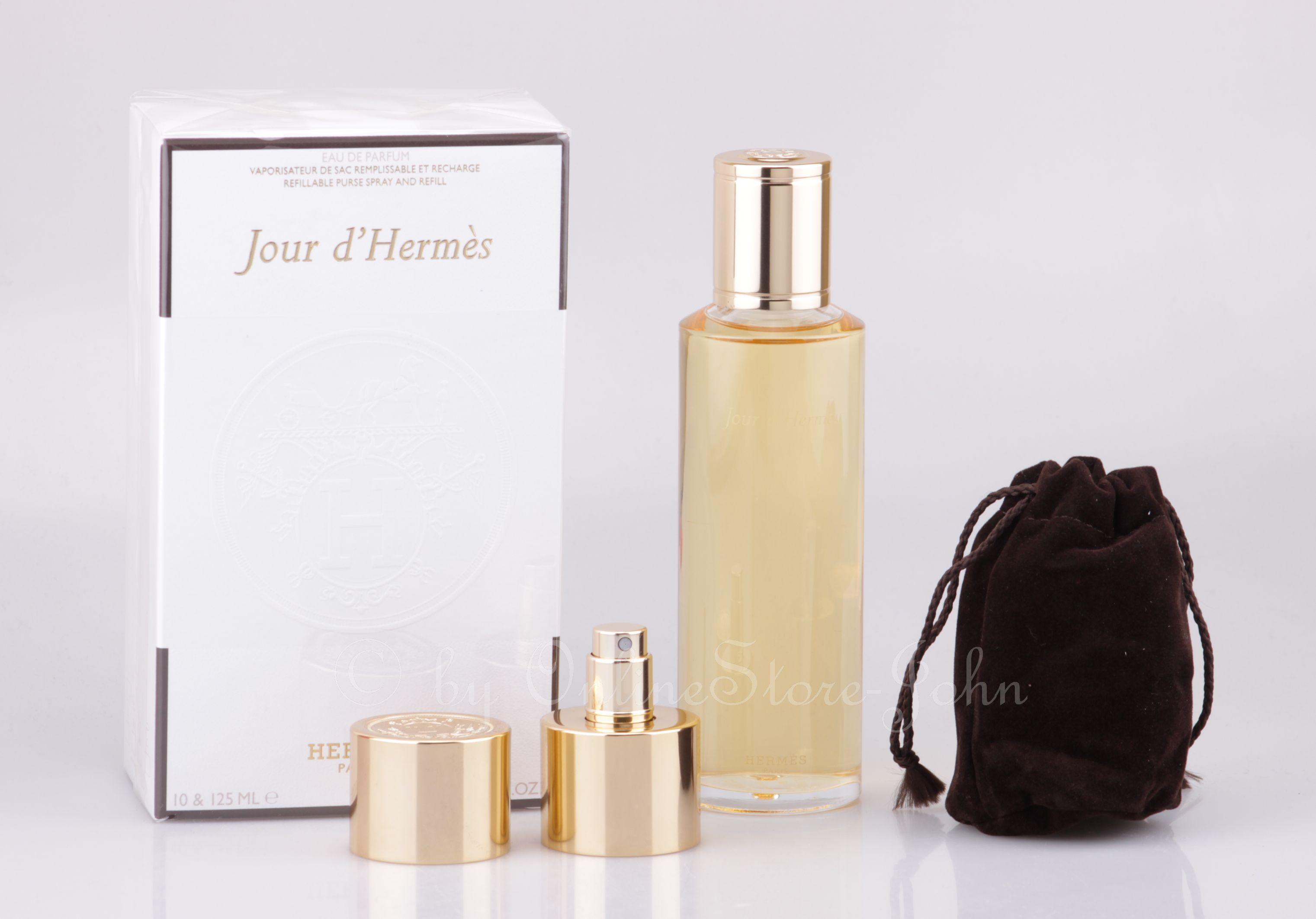Hermes De Jour D'hermes Edp125ml Eau Set 10ml Parfum N80wvnyOm