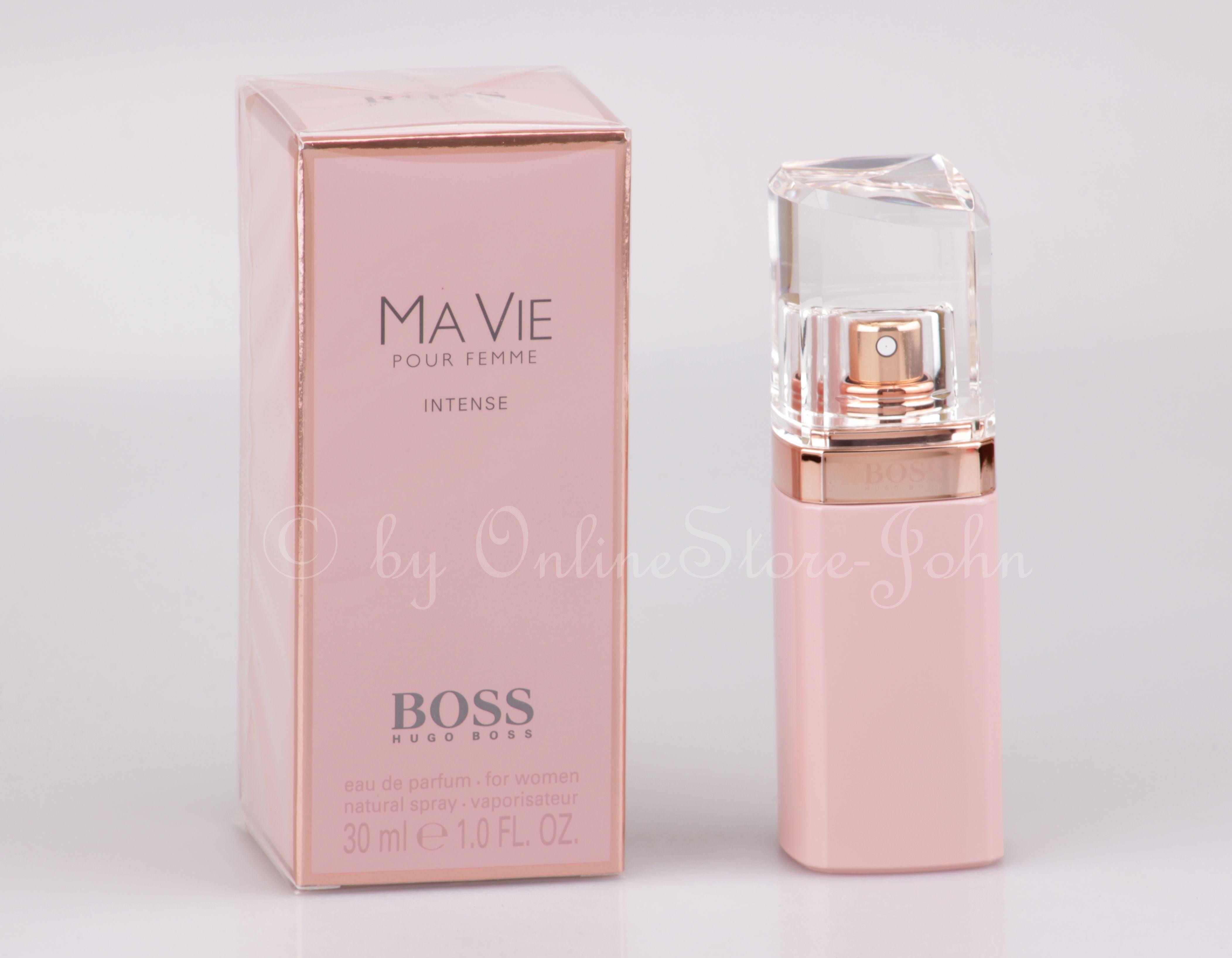 Hugo Boss Ma Vie Pour Femme Intense 30ml Edp Eau De Parfum