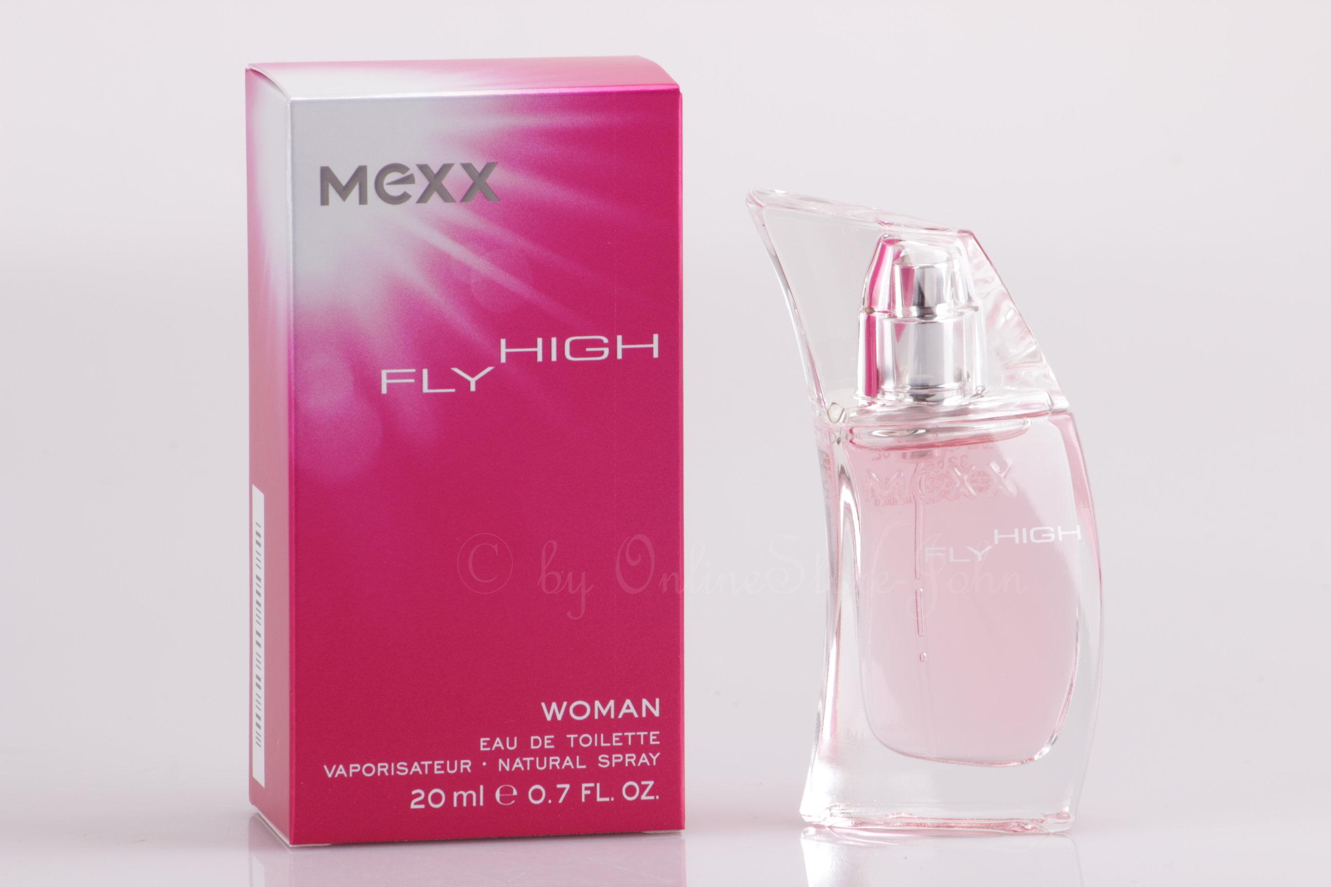 mexx parfum damen fly high woman