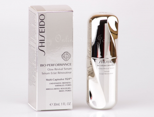 Shiseido Bio-Performance - Glow Revival Serum 30ml
