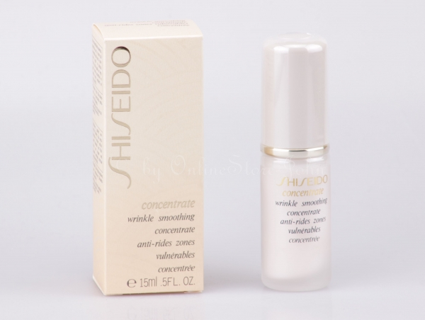 SHISEIDO - Concentrate - Wrinkle Smoothing Concentrate 15ml