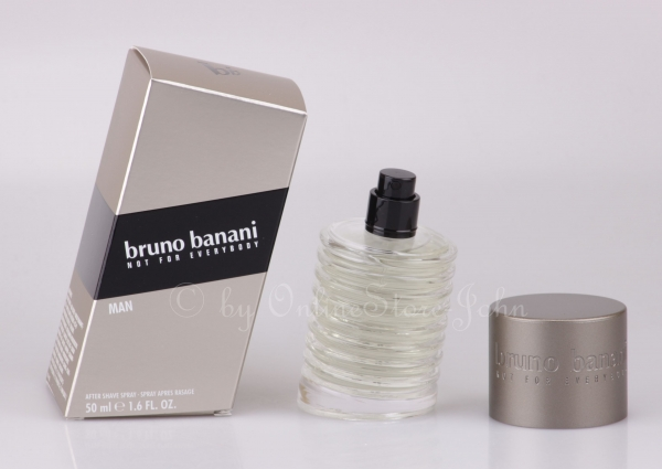 Bruno Banani - Man / Men - 50ml After Shave Spray - Not for Everybody
