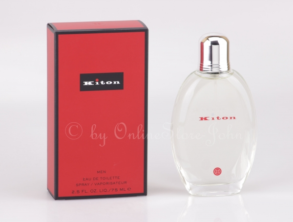 Kiton - Men - 75ml EDT Eau de Toilette