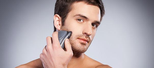 Hautpflege nach der Rasur