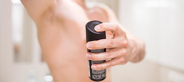 Deodorant Antitranspirant