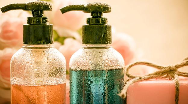 Seife Oder Duschgel
