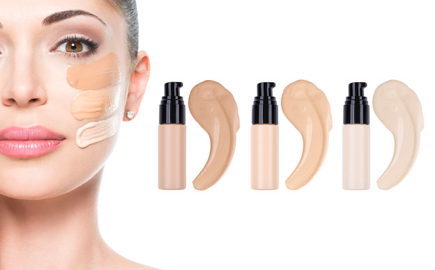 Shiseido-Foundation so finden Sie die richtige Farbe