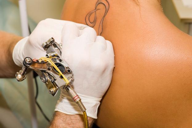 Neues Tattoo – das ist bei der Hautpflege zu beachten