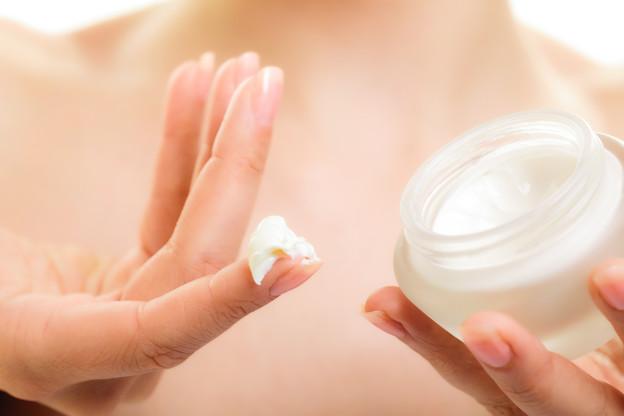 Allantoin in Kosmetikprodukten