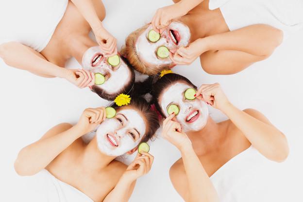 Die richtige Gesichtsmaske für jeden Typ